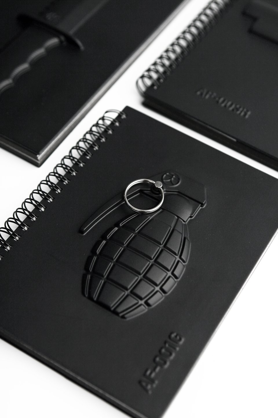 Armed Notebook – Grenade-22784