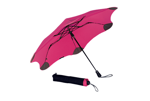 The New Blunt Collapsible Mini Umbrella XS, Pink-0