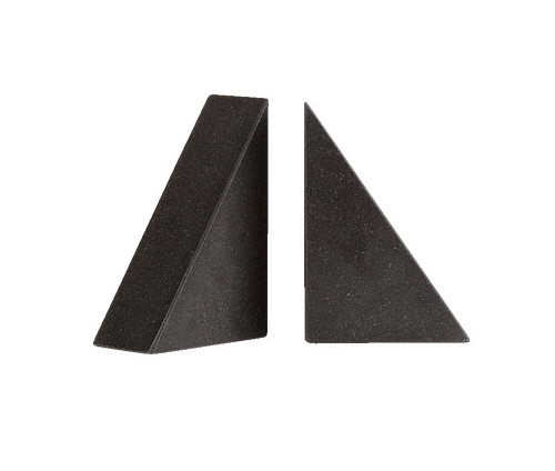 Granite Bookends by Field -0