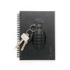 Armed Notebook - Grenade-22781