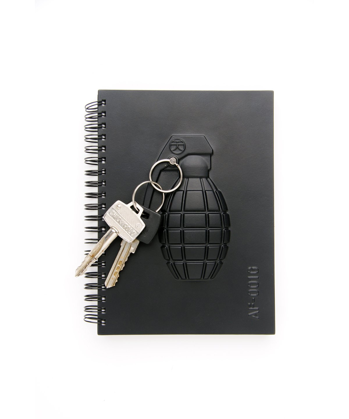 Armed Notebook – Grenade-22781