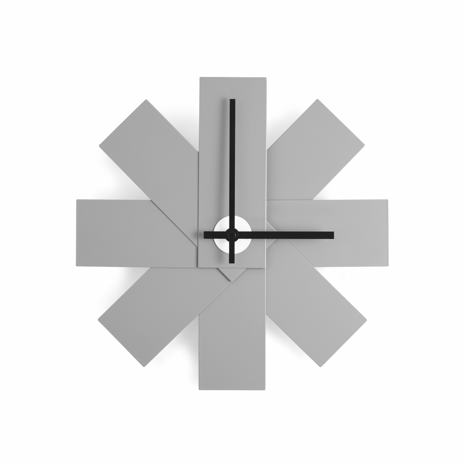 Watch Me Wall Clock, Grey-0