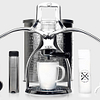 ROKMAKER Hand-powered Espresso Machine, Classic Aluminum -26338