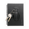 Armed Notebook - Grenade-0